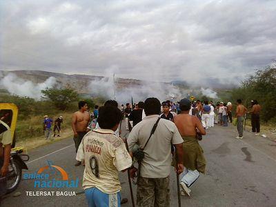 Zamieszki w Bagua (http://www.flickr.com/photos/tvcultura/3597959493/)