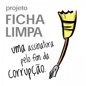 Składając podpis walczysz z korupcją. Baner autorstwa Renata Hiraty.